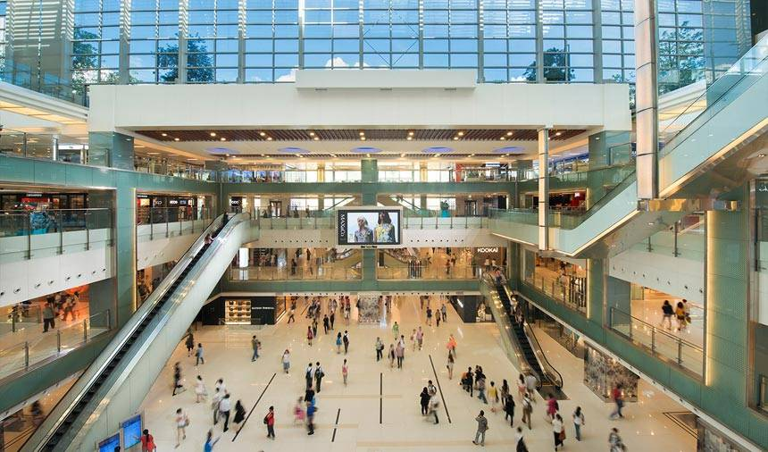 Sha Tin Plaza, The Shopper's Delight – An Added Value to the Long Journey