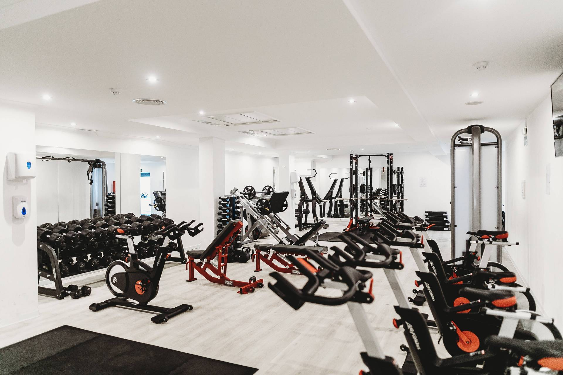 Recommended Gyms in Tokyo