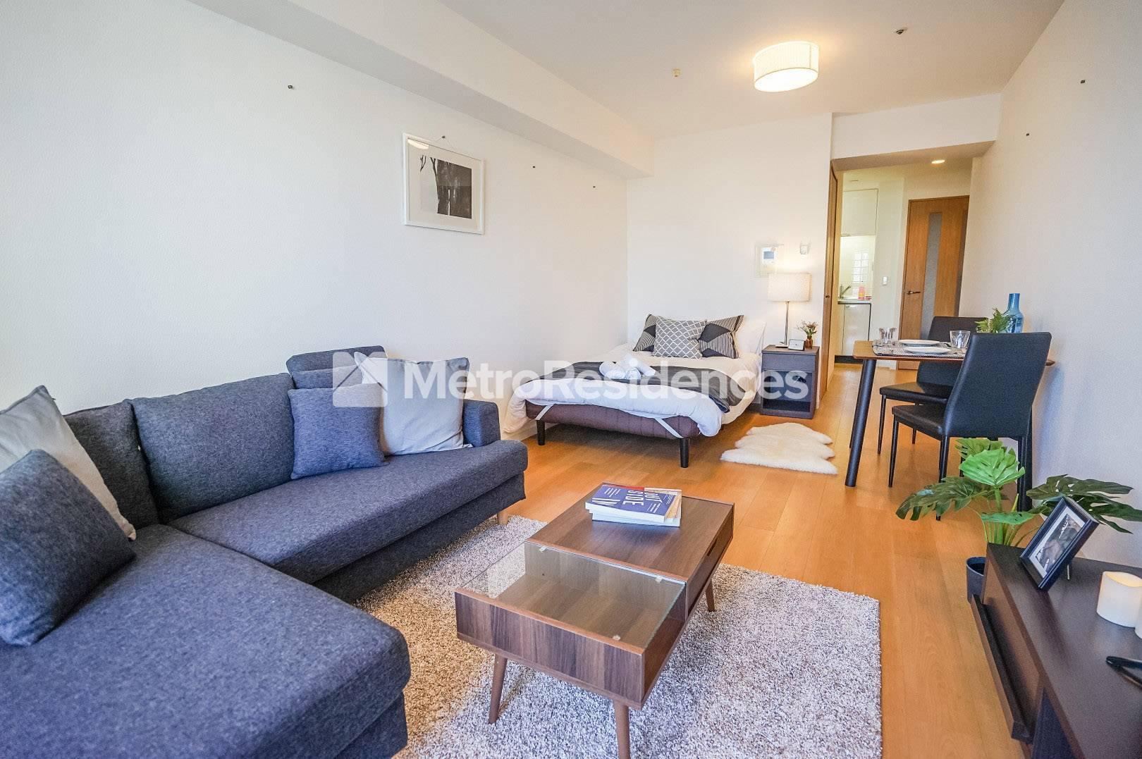 ホテルとサービスアパートメントの設備の違い:家具・家電などが完備