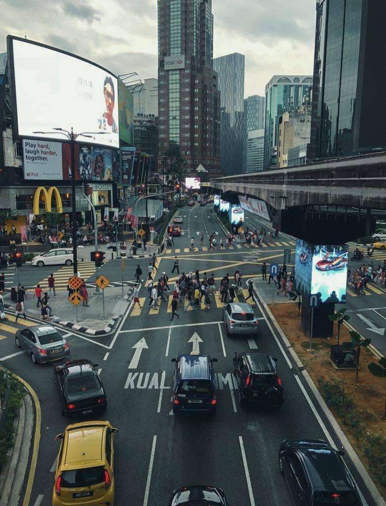 マレーシア 交通