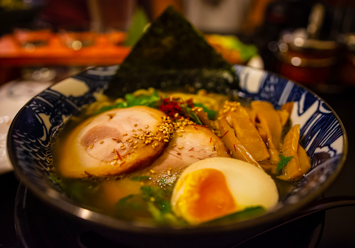 You can eat Ramen in Yokohama