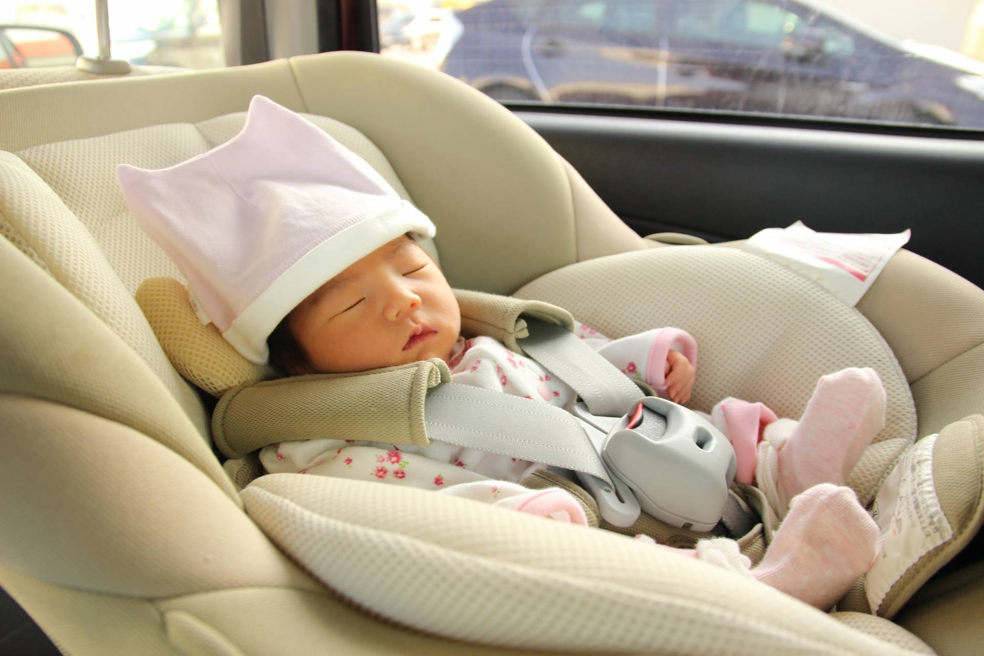 Baby/Child Seat Laws in Japan – Tips for Taxi and Car Rental