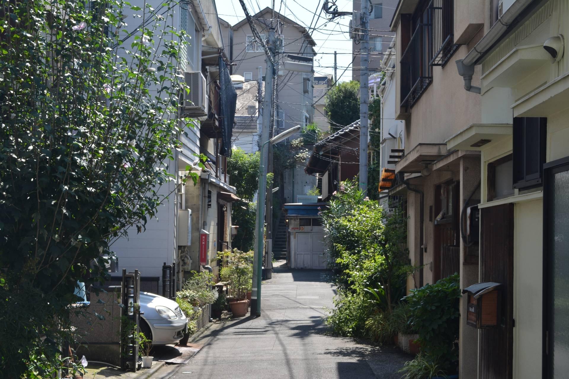 麻布十番の街の特徴