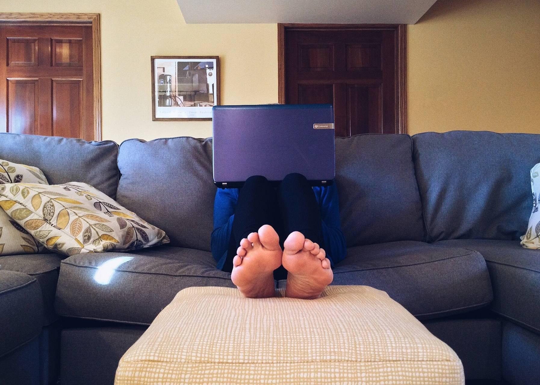 Photo of a ottoman sofa
