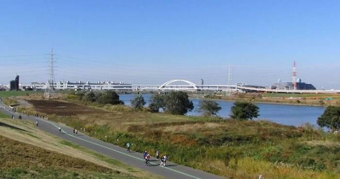 Arakawa River Trail