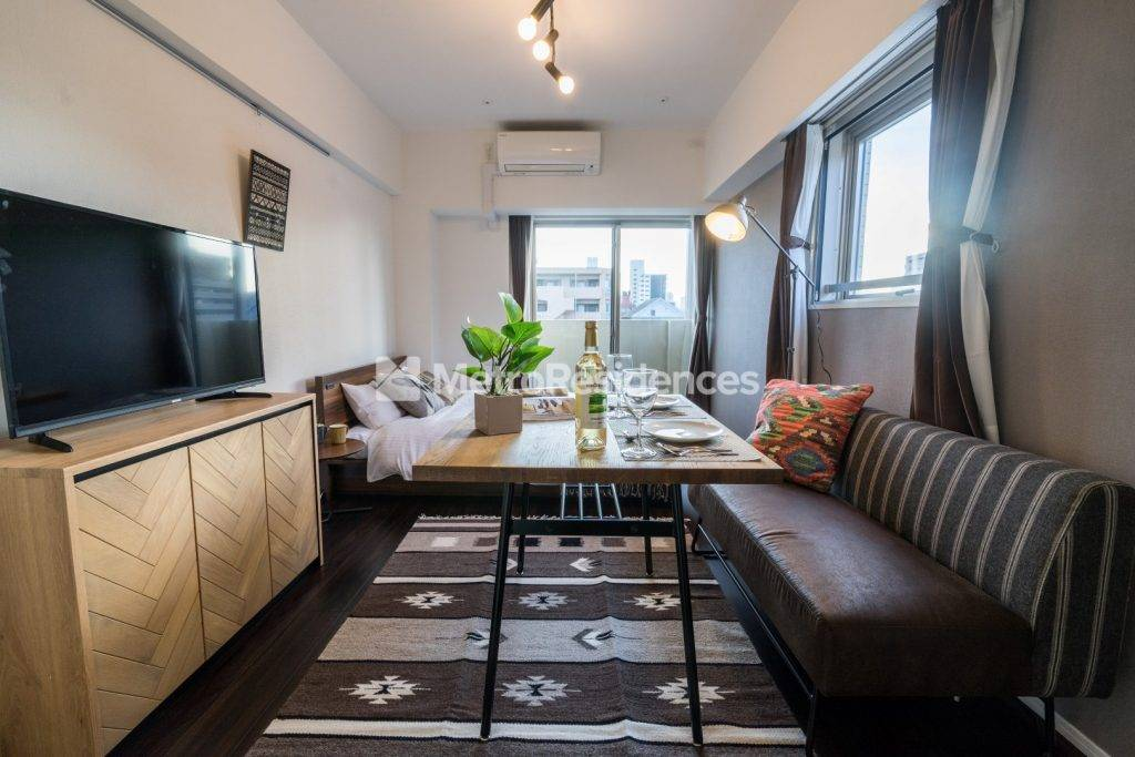 Best service apartments in Ueno Tokyo
