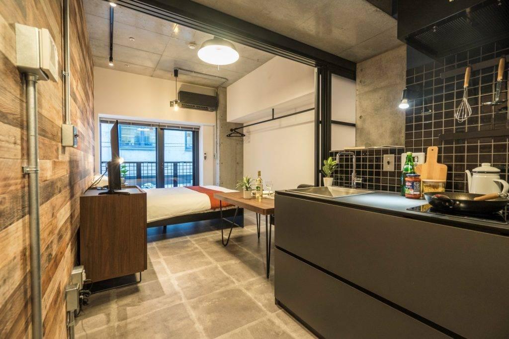 Tokyo service apartment - Terrace Ao