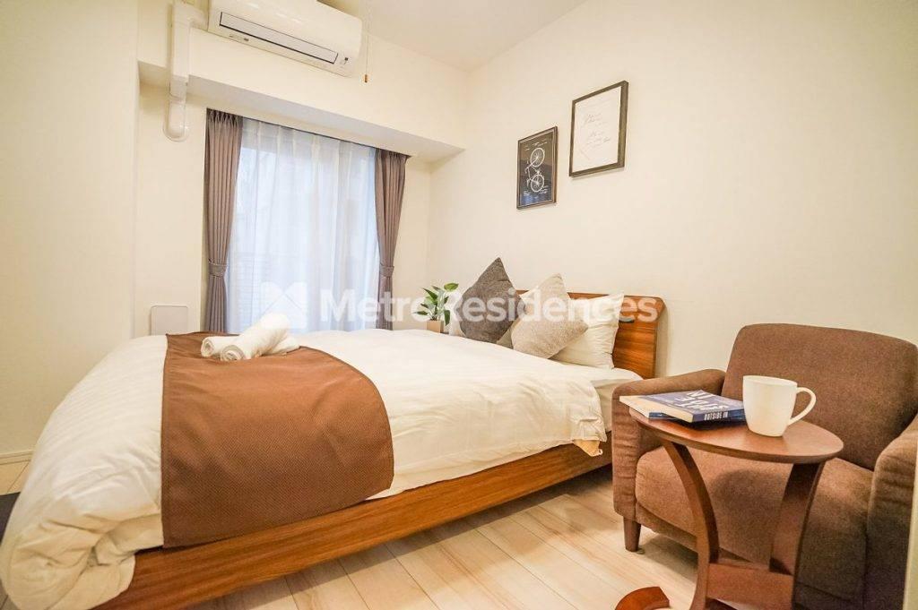 furnished apartment in Tokyo Shinjuku