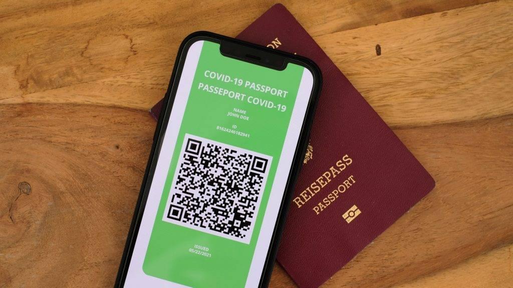 ワクチンパスポートの電子申請やスマホアプリ