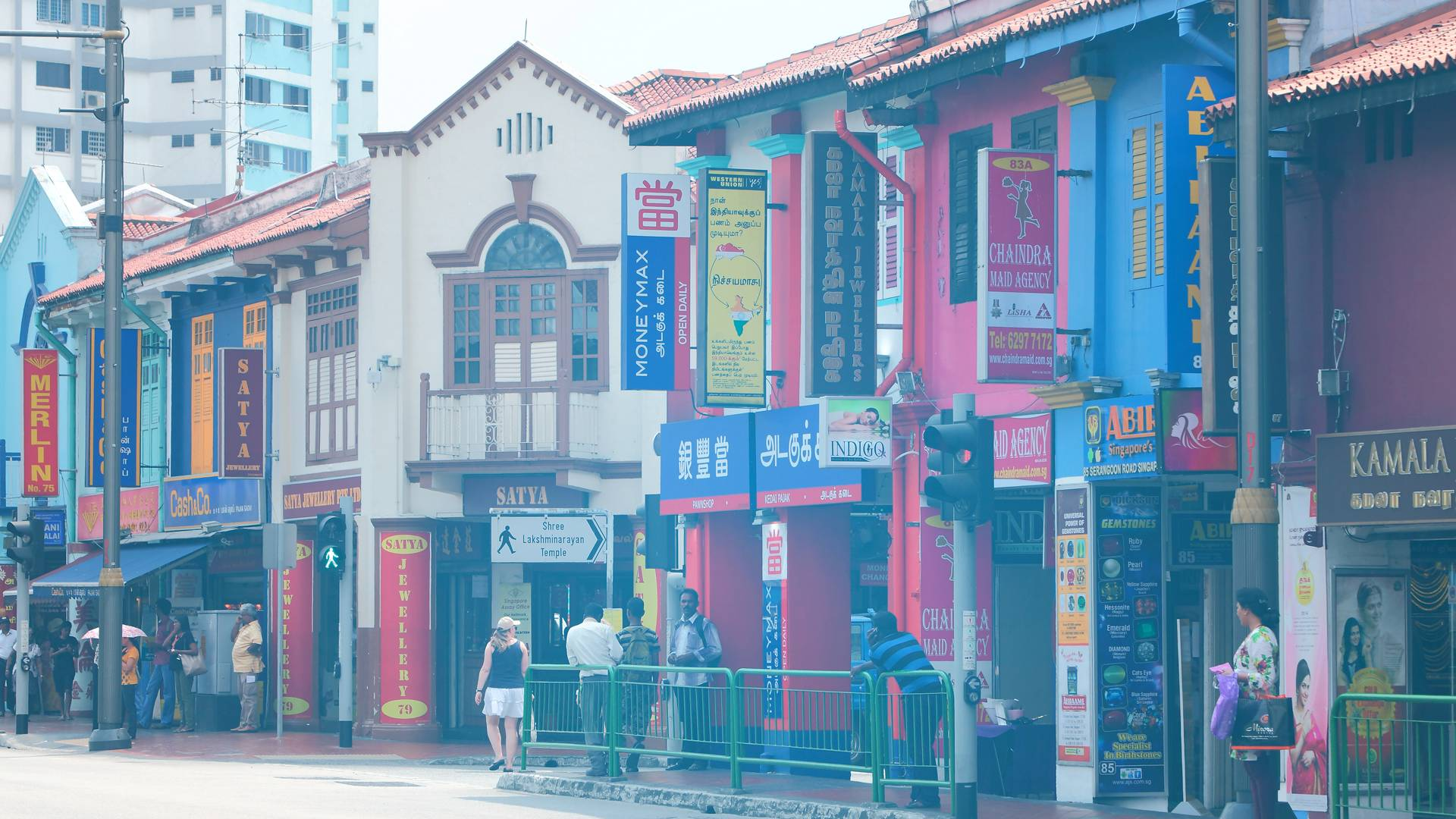 Best things to do while living in Farrer Park