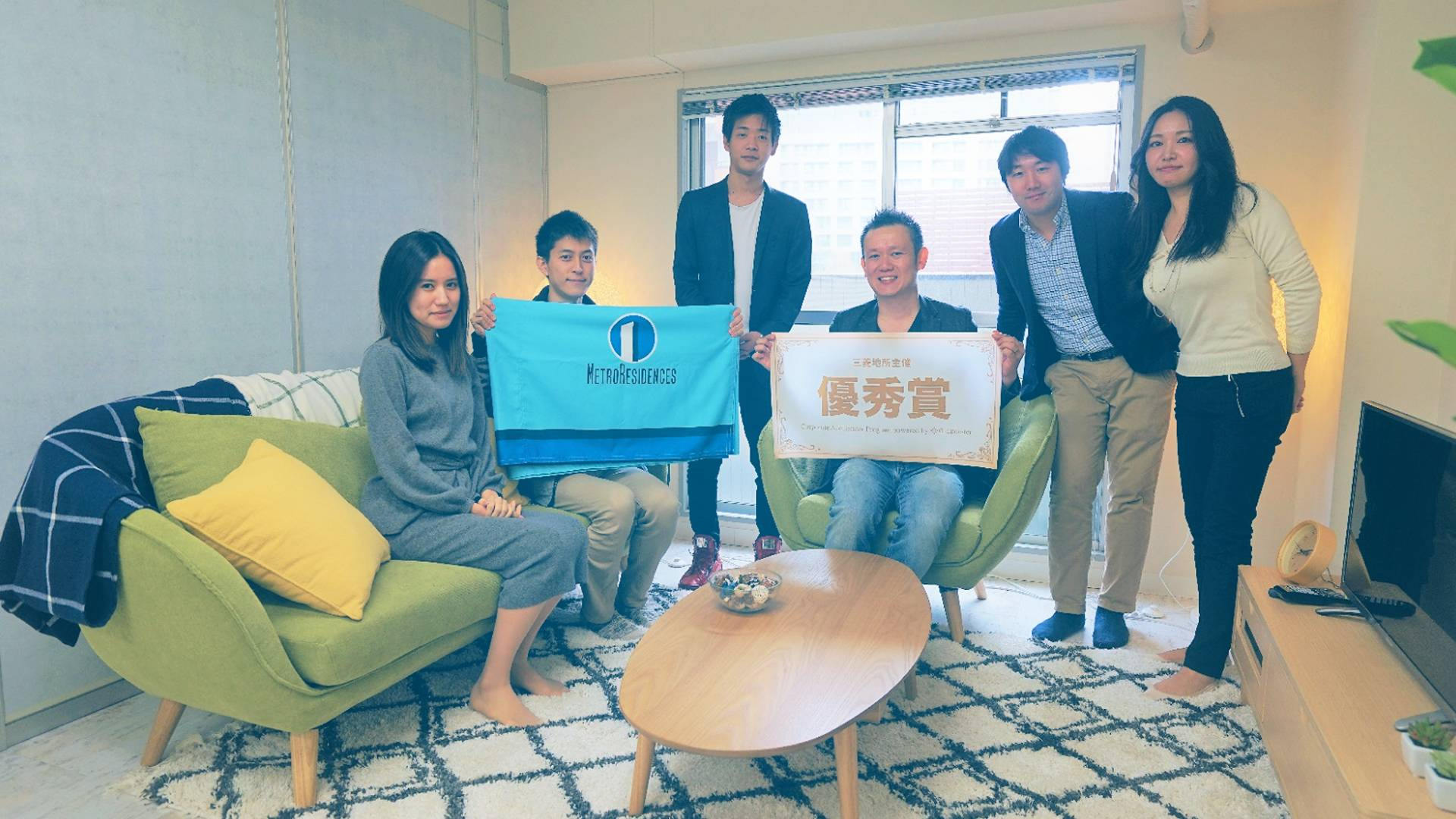 Local start-up MetroResidences set for greater leap in Japan