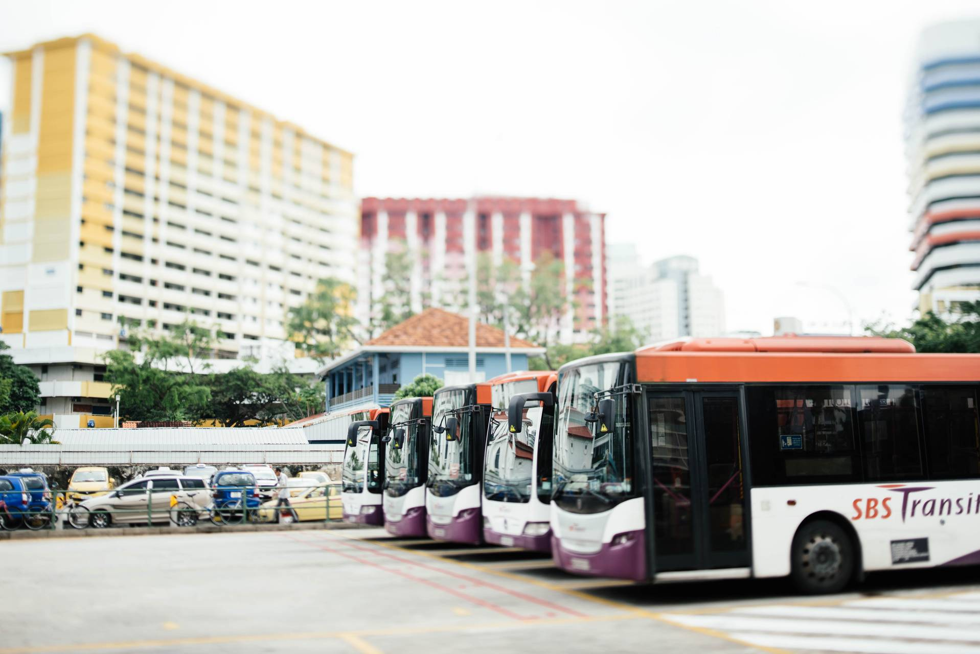 Why Singapore buses are more than just public transportation